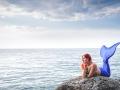 Mermaidfotografering, Fotograf Evelina Eklund Hassel i Jönköping, Småland