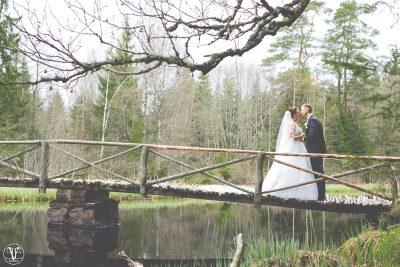 bröllopporträtt i Mullsjö, Fotograf Evelina Eklund Hassel i Jönköping