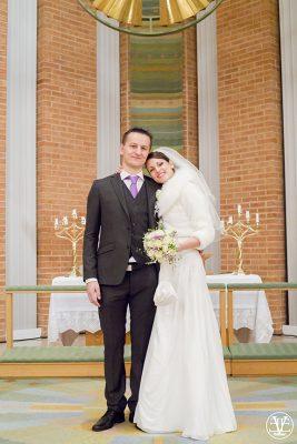 bröllopsporträtt i nässjö, Fotograf Evelina Eklund Hassel i Jönköping