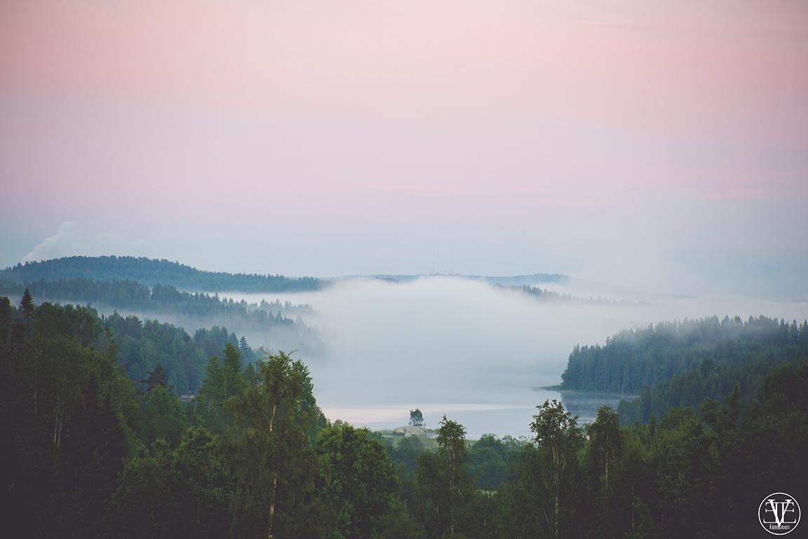 Dimma i norrland, Fotograf Evelina Eklund Hassel i Jönköping och Karlstad