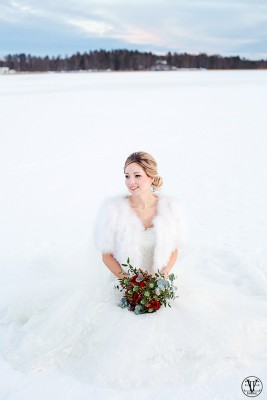 Bröllopsporträtt , Fotograf Evelina Eklund Hassel i Jönköping och Karlstad