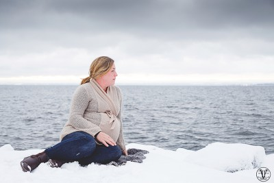 porträtt av gravid, Fotograf Evelina Eklund Hassel i Jönköping och Karlstad